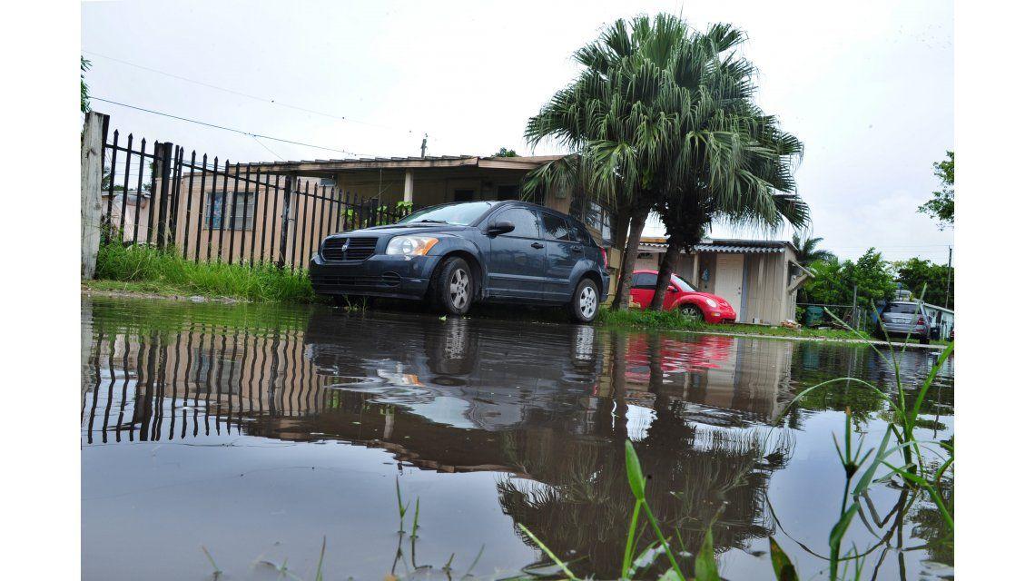 Ya comenzaron las inundaciones en Florida
