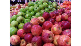 La exportación argentina de manzanas cayó en Brasil