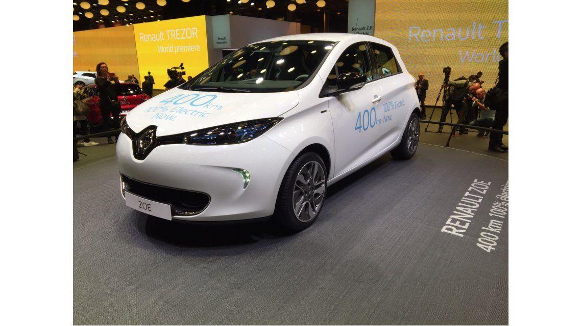 El Zoe de Renault