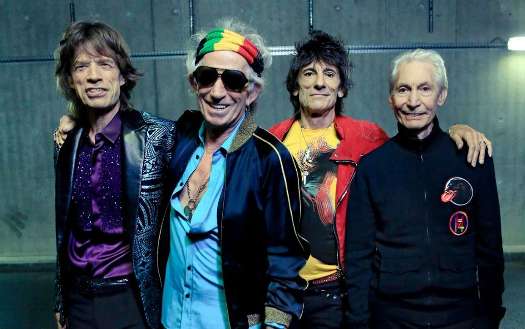 Los Rolling Stones anuncian su nuevo disco.
