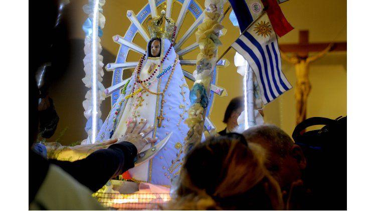 Miles de fieles participan de una nueva Peregrinación a Luján