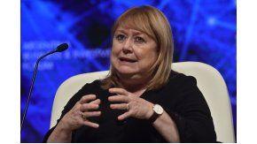 Susana Malcorra, ministra de Relaciones Exteriores y Culto