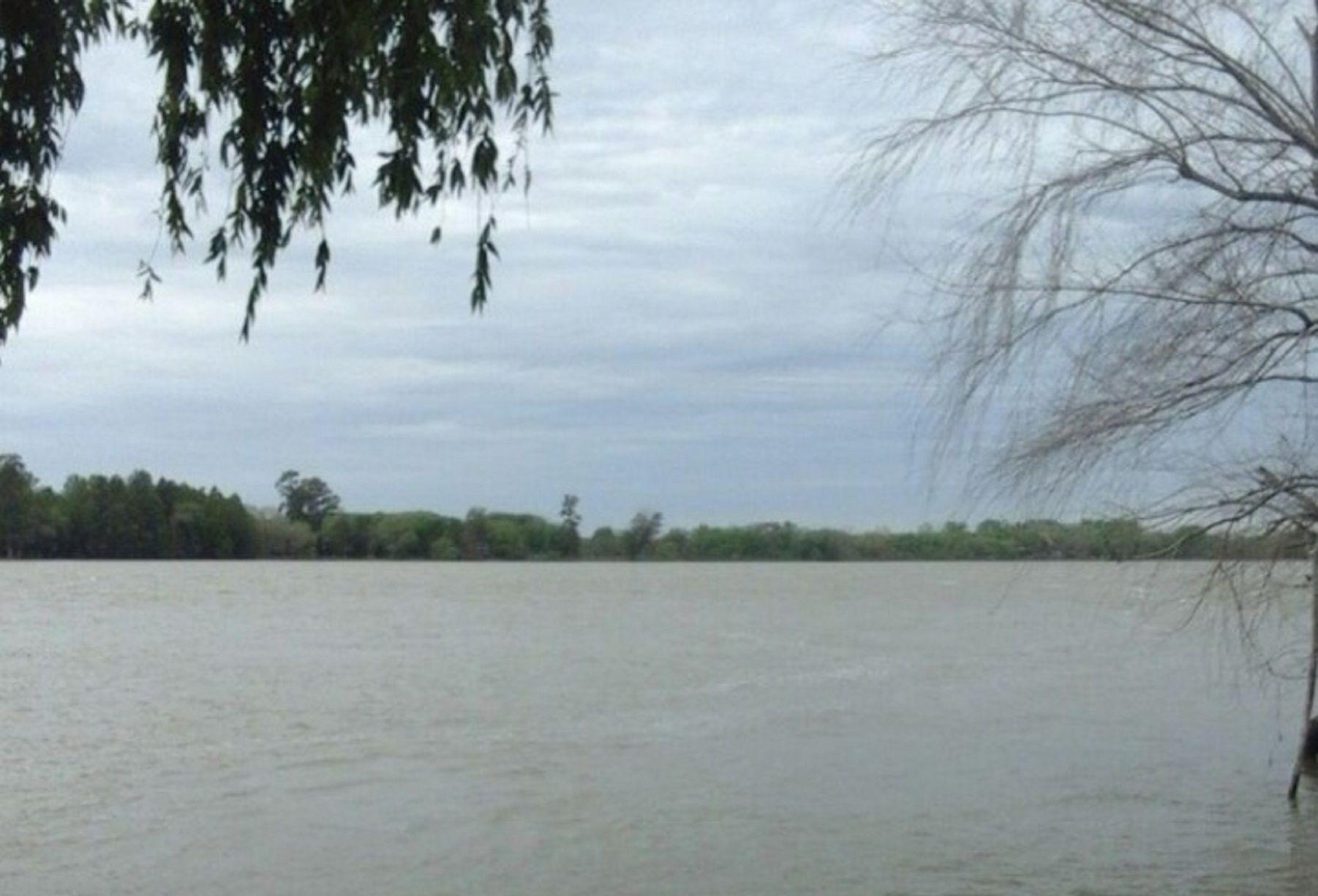 Río donde desaparecióEduardo Maximiliano Magallan