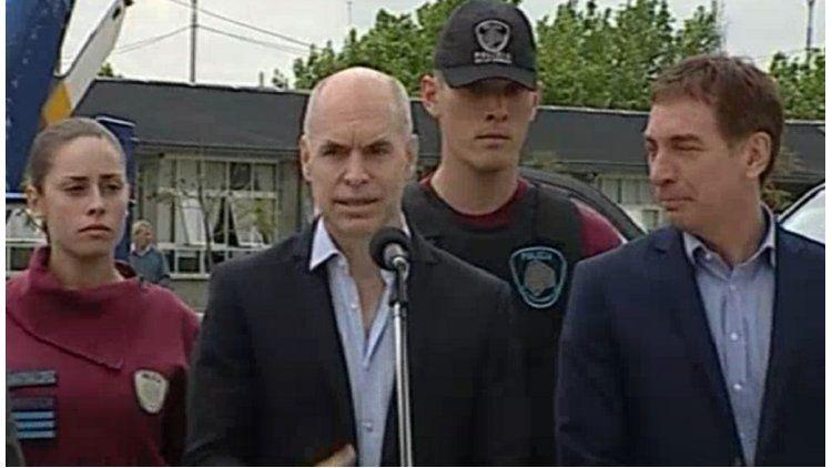 Rodríguez Larreta presentó la nueva policia de la Ciudad