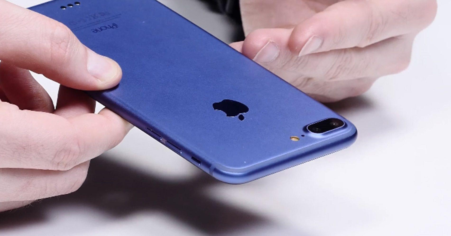 ¿Apple sigue el camino de Samsung?: un hombre aseguró que su iPhone 7 explotó