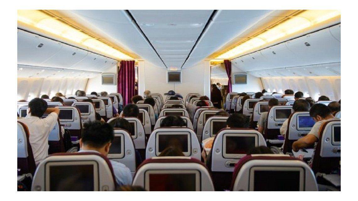Las cinco claves para elegir el mejor asiento en el avión