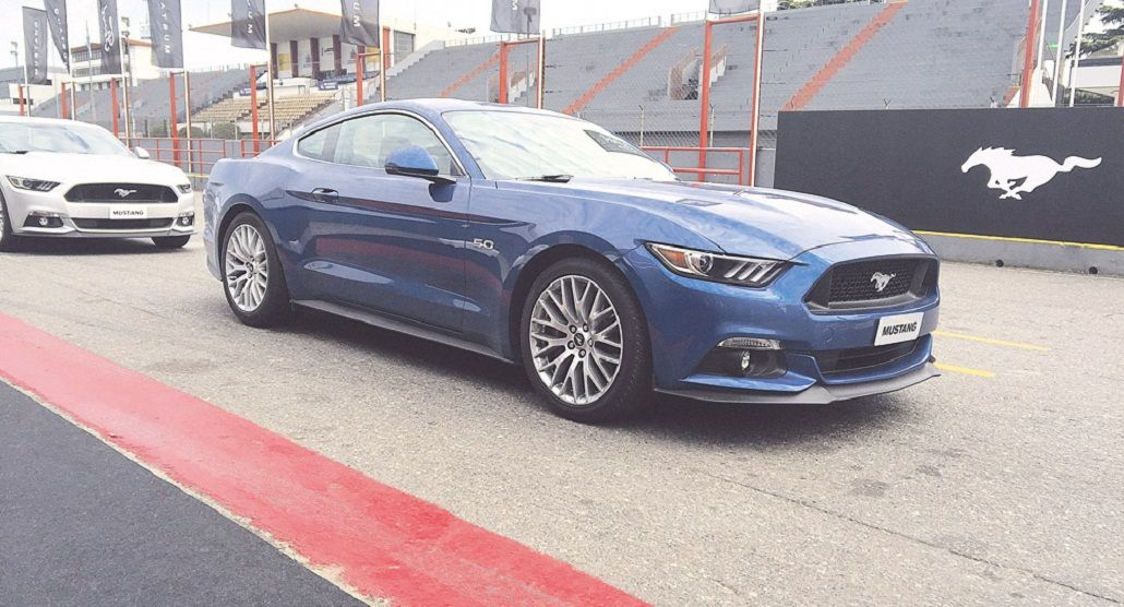 El mítico Ford Mustang llega a la Argentina