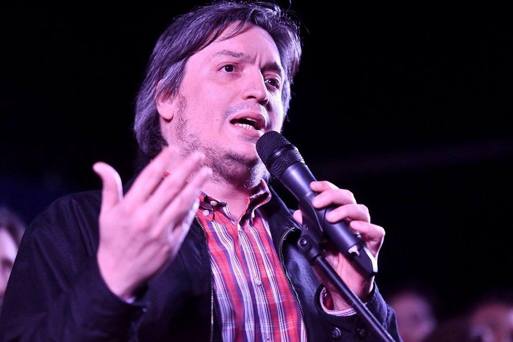 Máximo Kirchner: El cambio en Ganancias es a favor del Gobierno