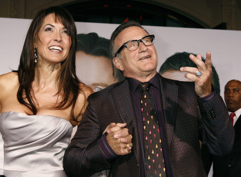 El descargo de la viuda de Robin Williams.