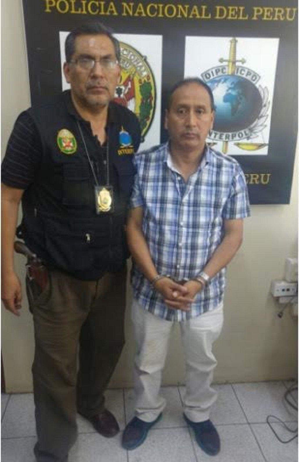 Detuvieron en Perú a Ruti, el jefe narco de la Villa 31