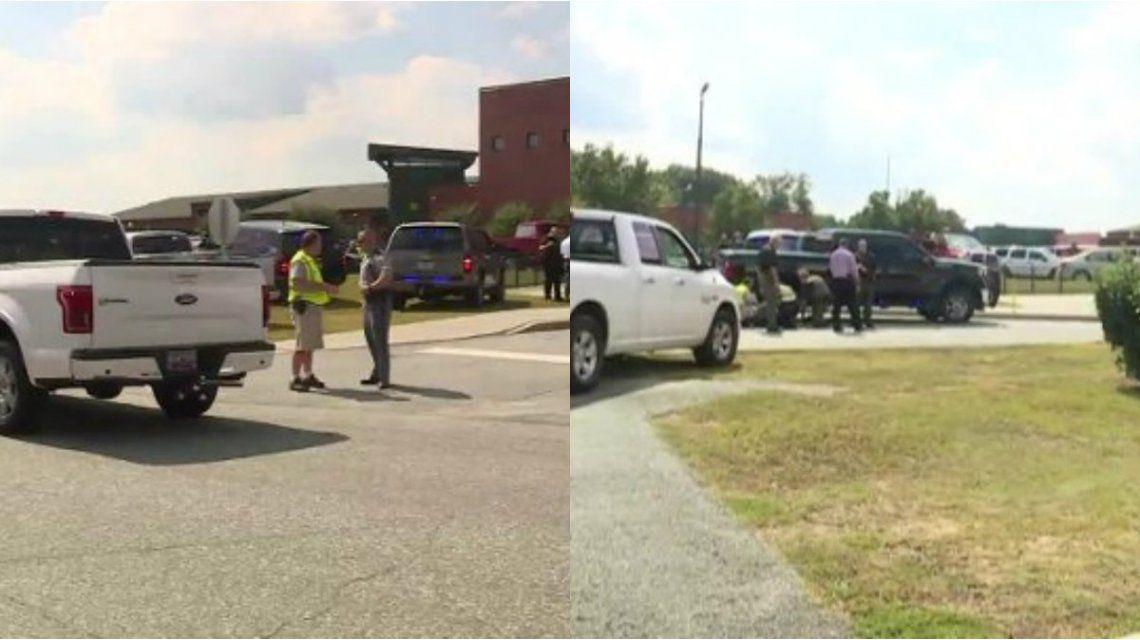 Tiroteo en una escuela de EE.UU.: dos chicos y una maestra quedaron heridos