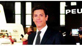 Carlos Gomez, presidente del grupoPSA Peugeot-Citroën en la región