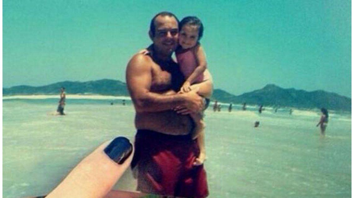 La imagen que publicó en Instagram la hija del hombre que murió en la fiesta en Villa Allende