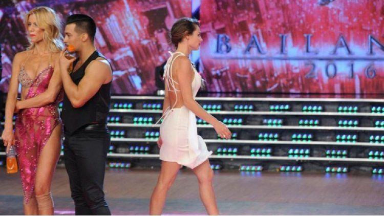 La rivalidad entre Pampita y Nicole Neumann en el Bailando 2016.