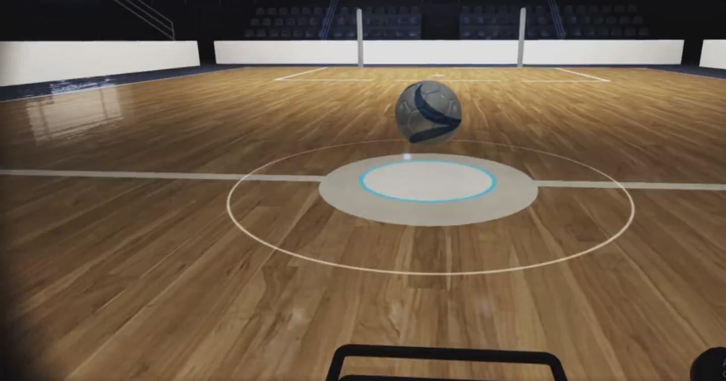 La selección nacional de Powerchair Football ya entrena en una plataforma de realidad virtual