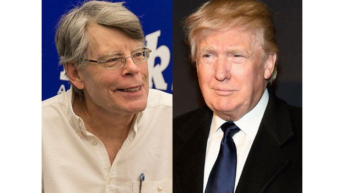 Stephen King sobre un posible triunfo de Trump: Me asusta más que cualquier otra cosa