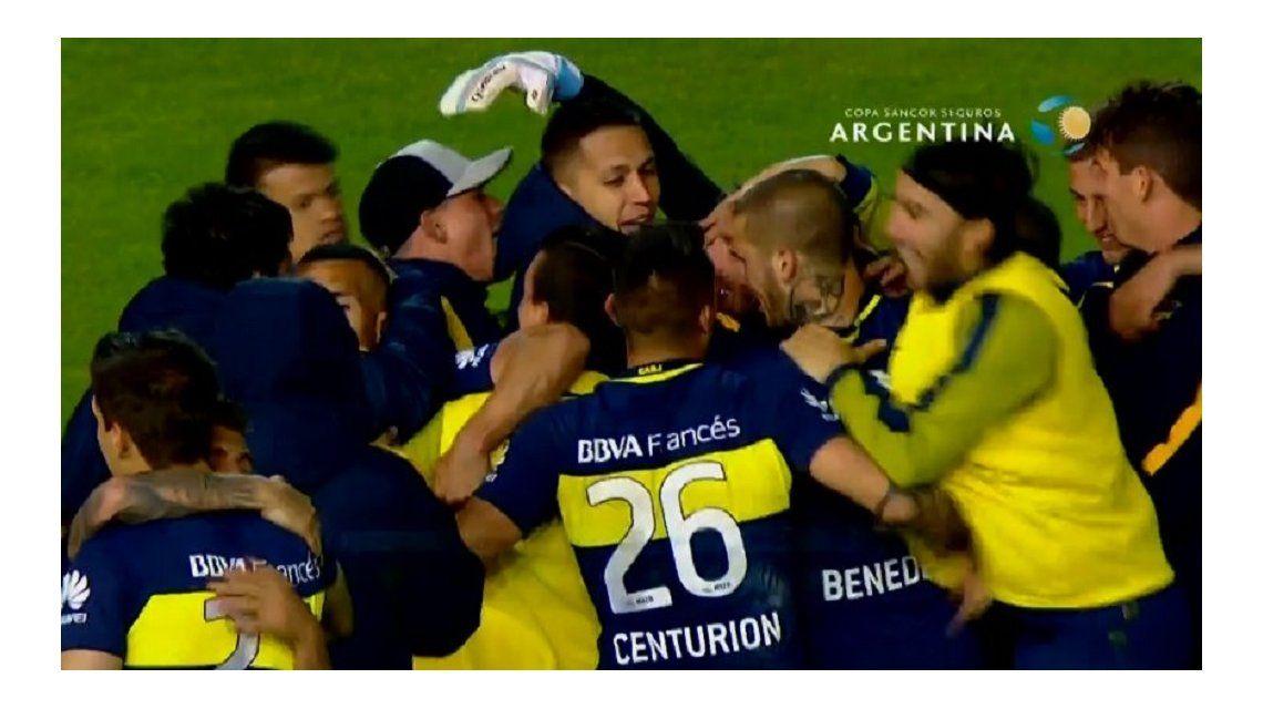 Volvió la mística: así fueron los penales que metieron a Boca en cuartos de final