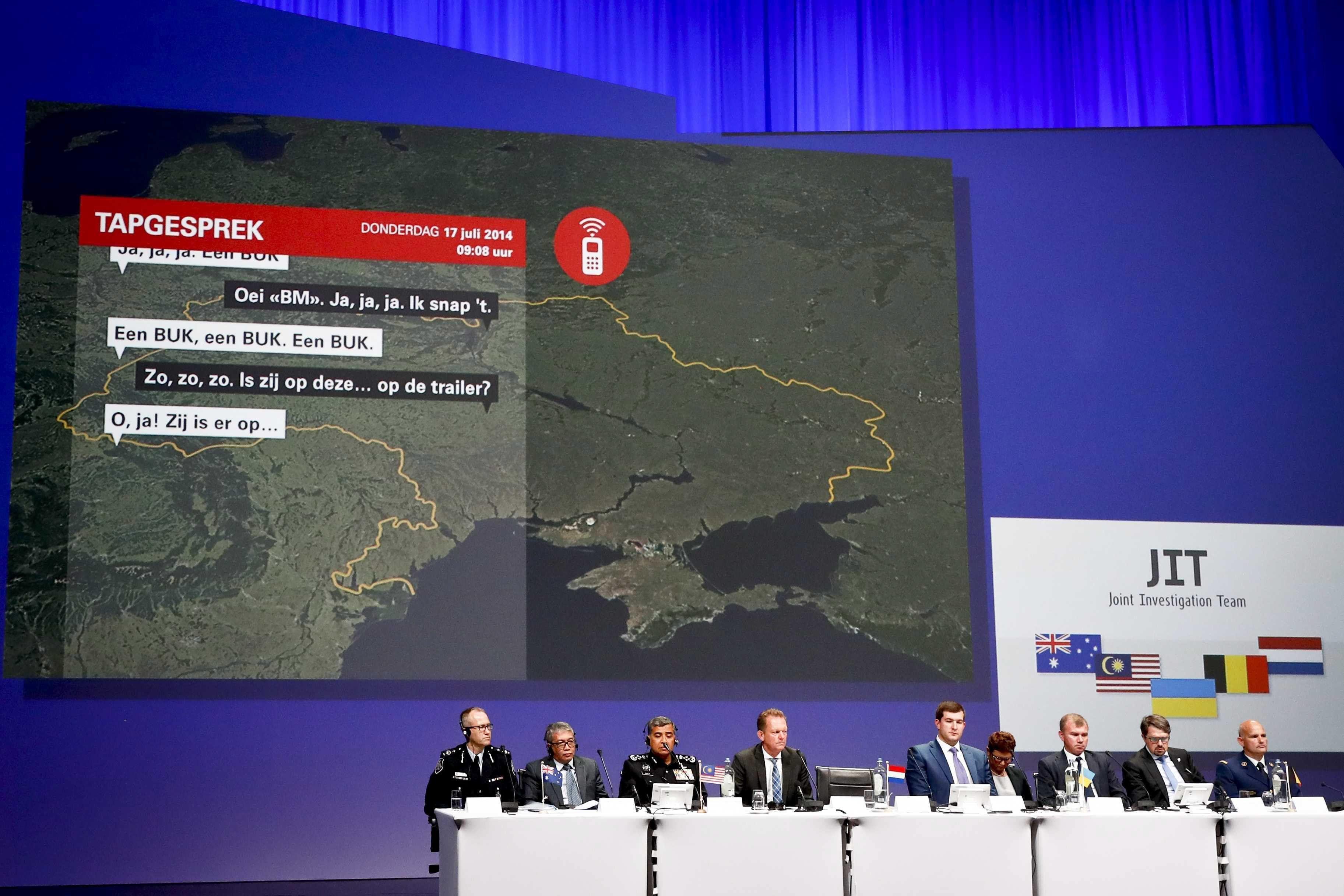 Revelaron desde dónde fue lanzado el misil que derribó al vuelo MH17