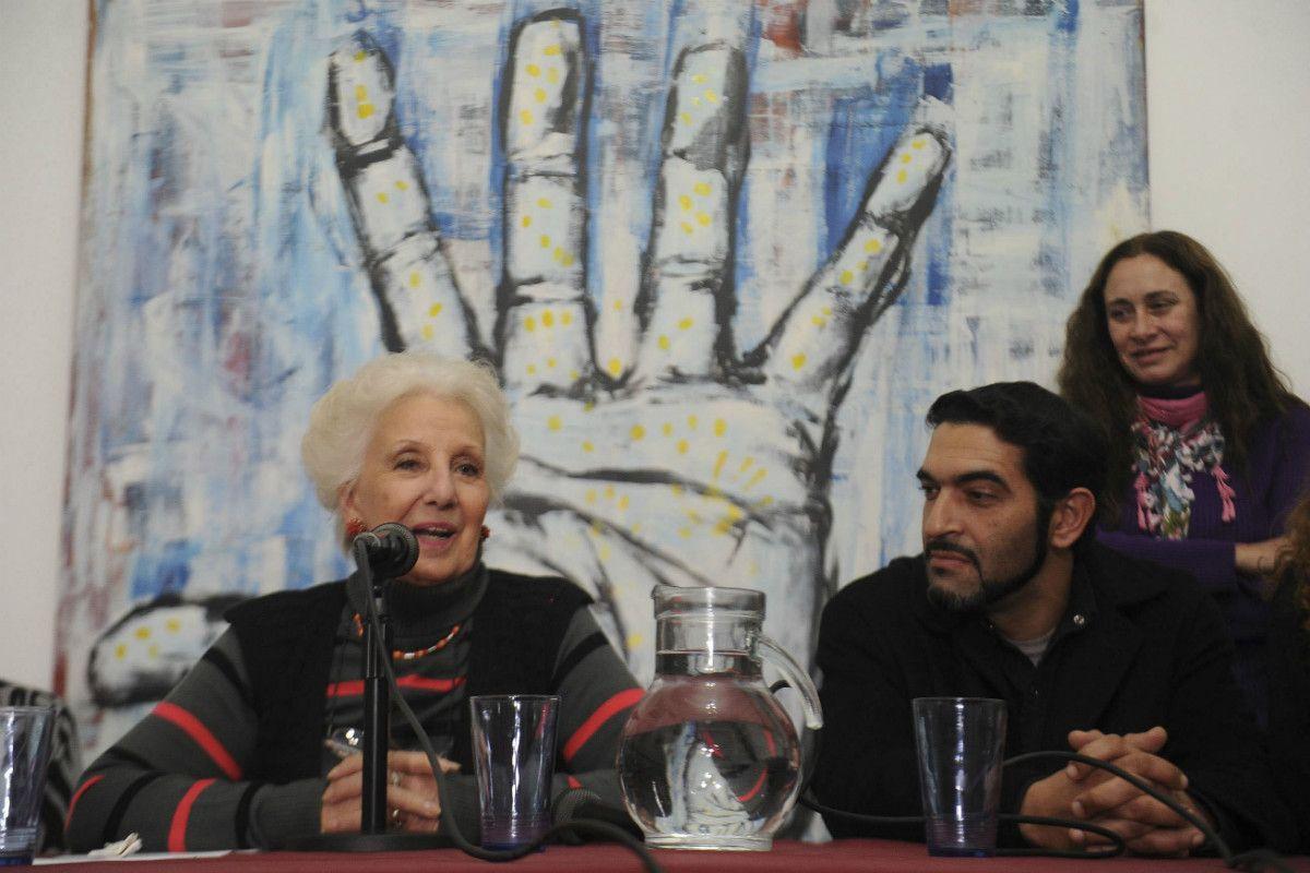 Condenaron a 8 años de prisión a la apropiadora del nieto recuperado 120