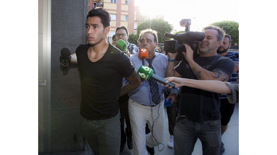 El delantero Sergio Araujo podría ir preso por negarse a un control de alcoholemia en España