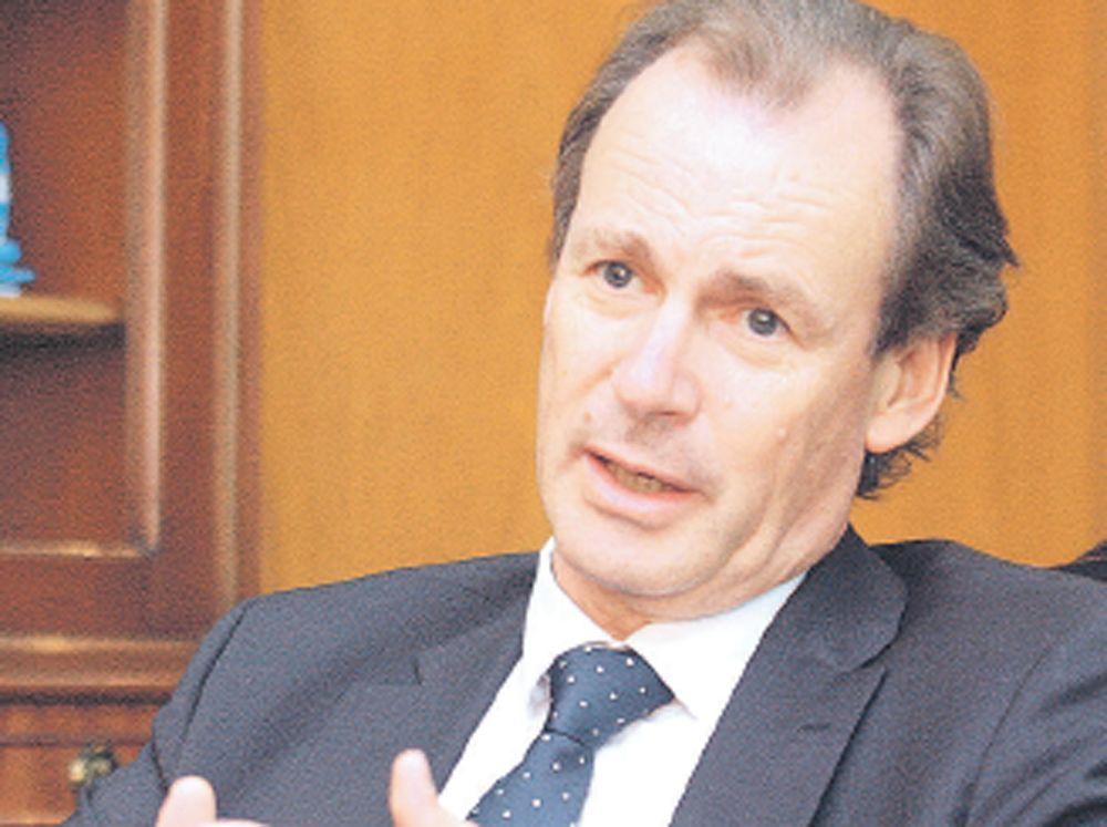 Gustavo Bordet, gobernador de la provincia de Entre Ríos