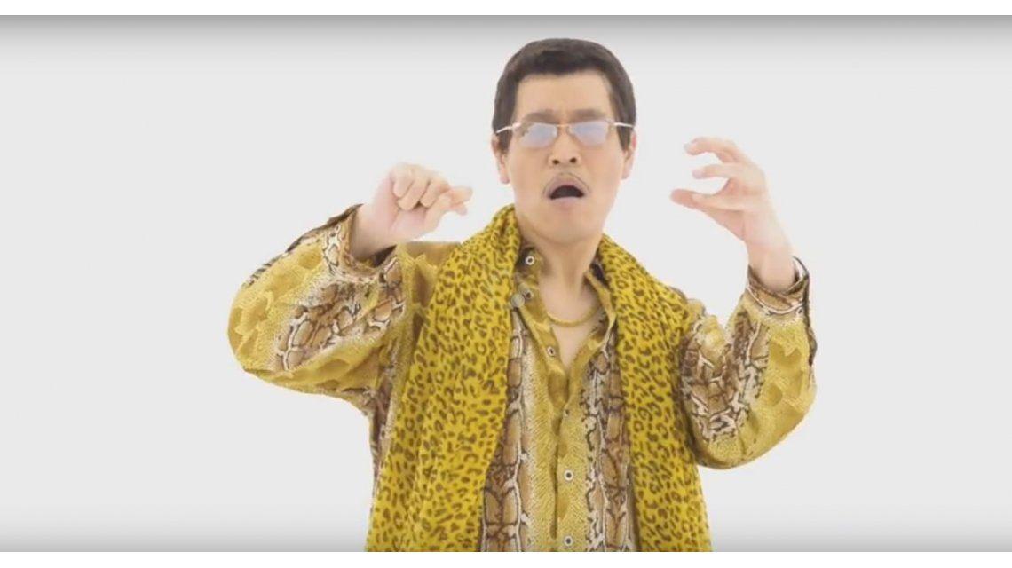 Pen-Pineapple-Apple-Pen, el video japonés que causa furor en la Web