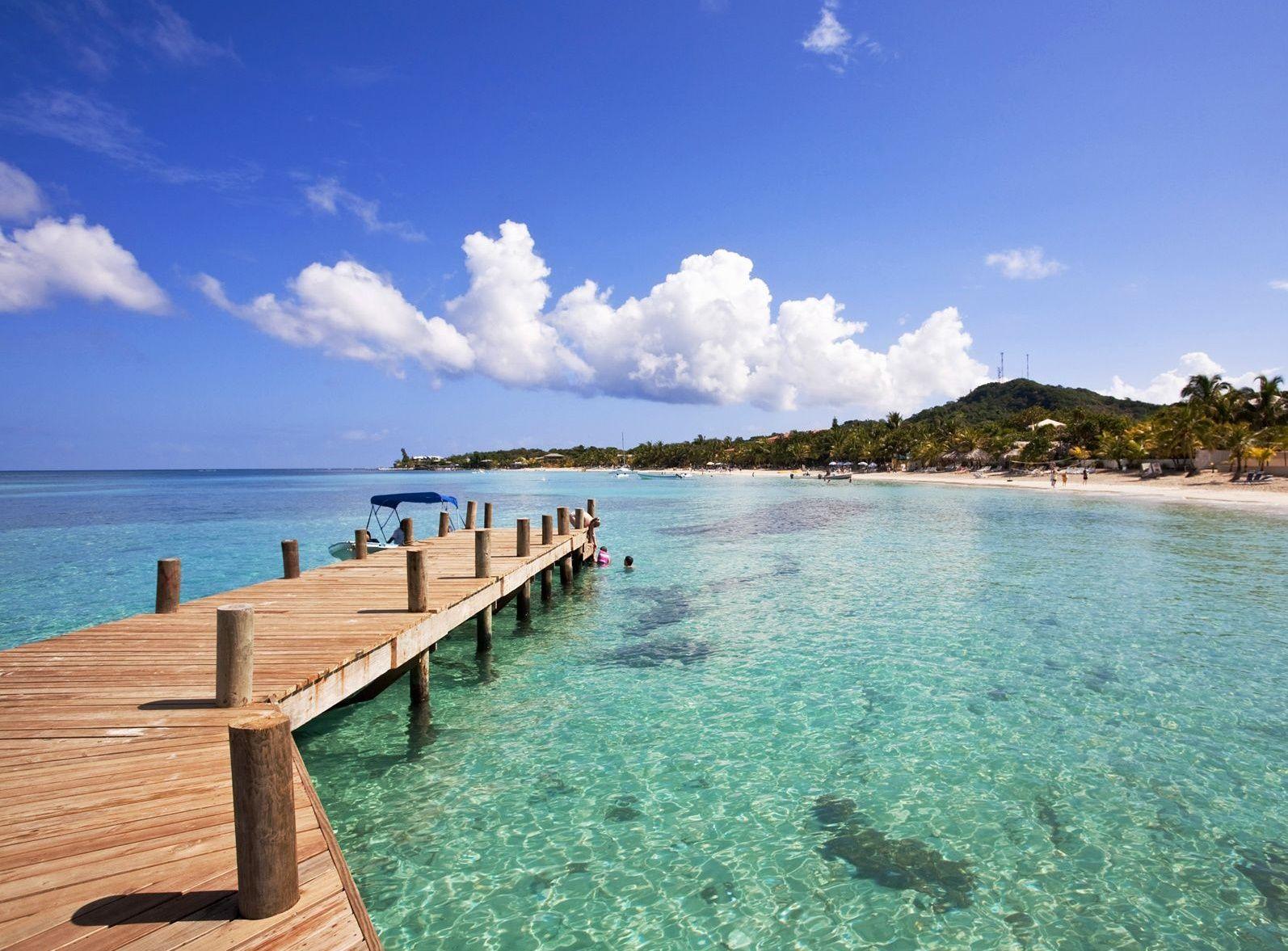#TriviaM1: ¿A qué país de Centroamérica le pertenecen éstas playas?