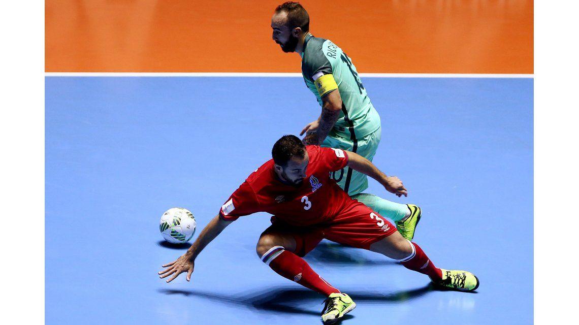 Tiembla Argentina: el soberbio taco del próximo rival en el Mundial de futsal