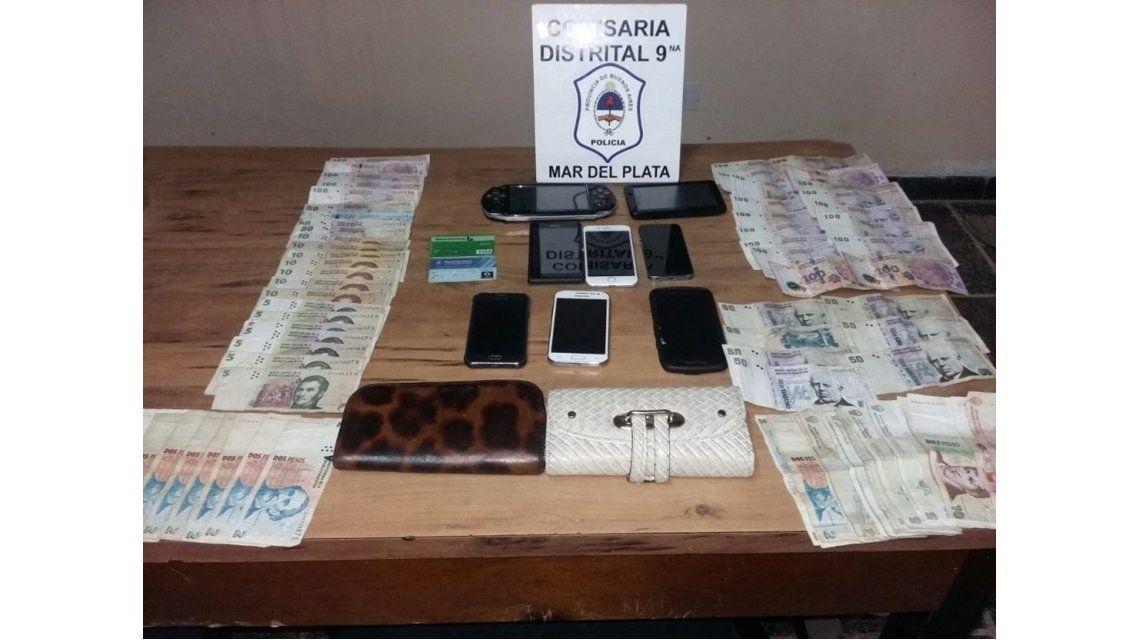 Se robó un cartera y varios celulares y lo atraparon por el GPS de un iPhone