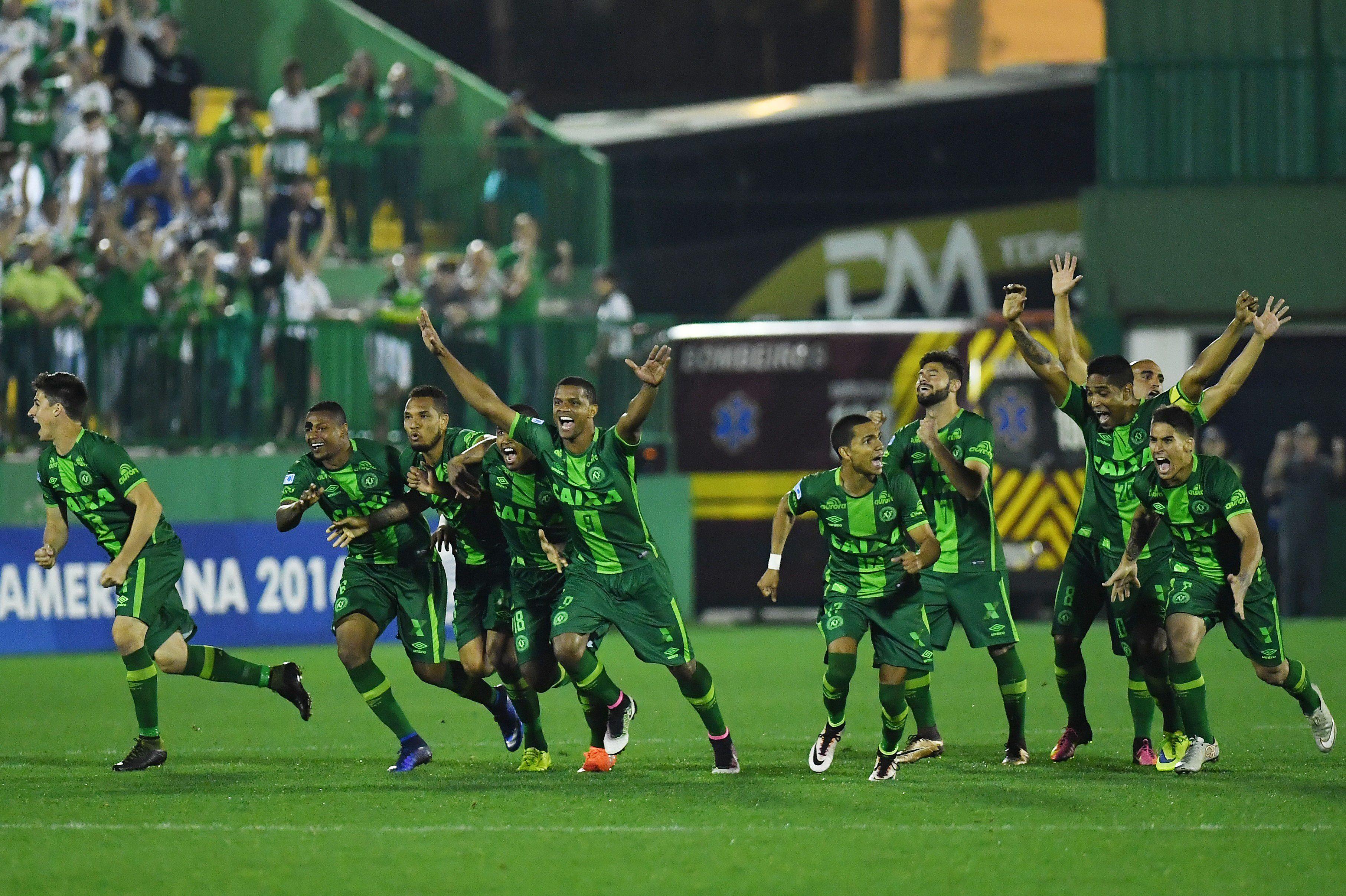 Tras eliminarlo de la Sudamericana, Chapecoense se burló de Independiente