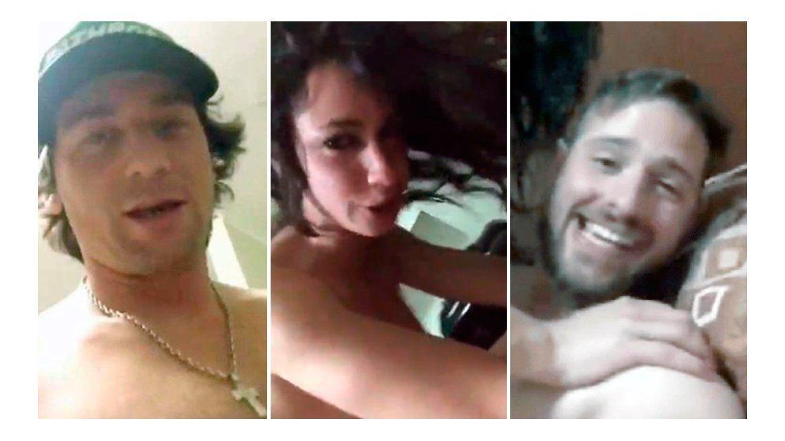 VIDEO XXX: Giallombardo y De Benedictis se grabaron teniendo sexo con una promotora