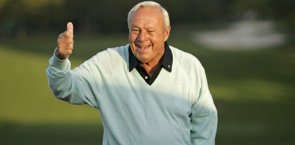 El deporte, de luto: a los 87 años murió Arnold Palmer, el Rey del golf