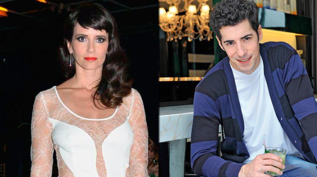 Siciliani, sobre los rumores de un romance con Lamothe: Hay gente que cuenta cosas falsas