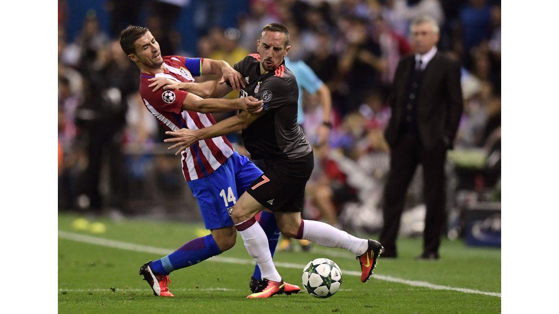 El Atlético del Cholo venció al Bayern Munich y se quedó con el duelo de estilos