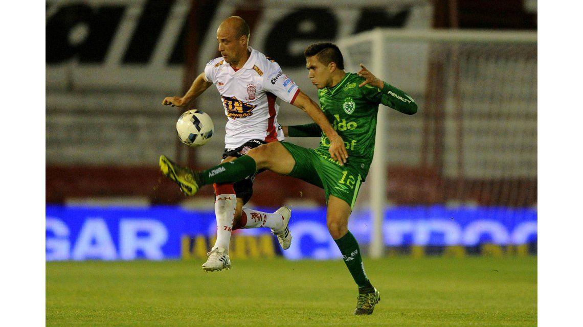 Huracán y Sarmiento no pudieron romper el cero