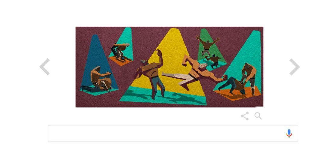 Google homenajea a El Santo a 99 años de su nacimiento
