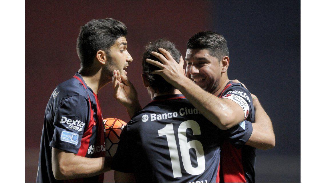 Copa Sudamericana: San Lorenzo le ganó a Deportivo La Guaira