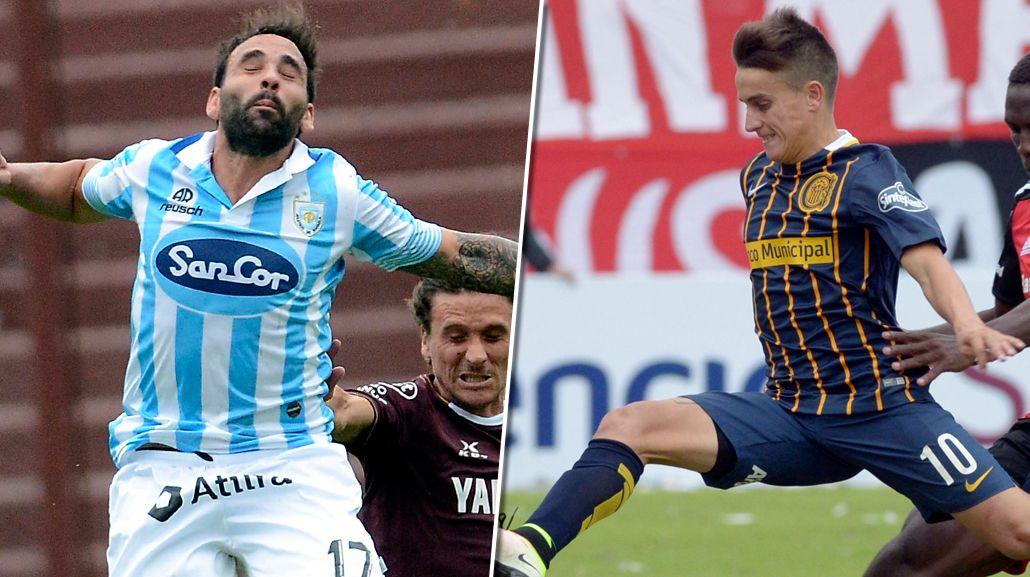 Central y Atlético Rafaela no se sacaron ventajas en Santa Fe