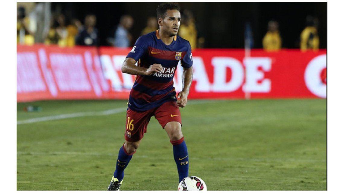 Un compañero de Messi se atrincheró en las oficinas del club