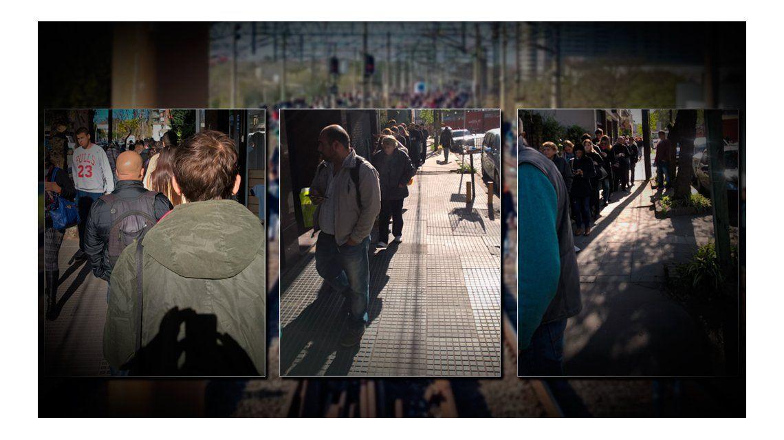 Por los problemas en el tren Roca, los pasajeros pagaron hasta un 1600% más para viajar