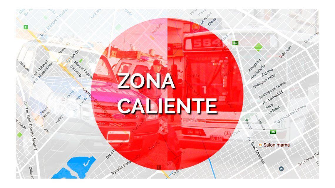 Por la inseguridad, en Quilmes los colectivos irán custodiados por la Policía