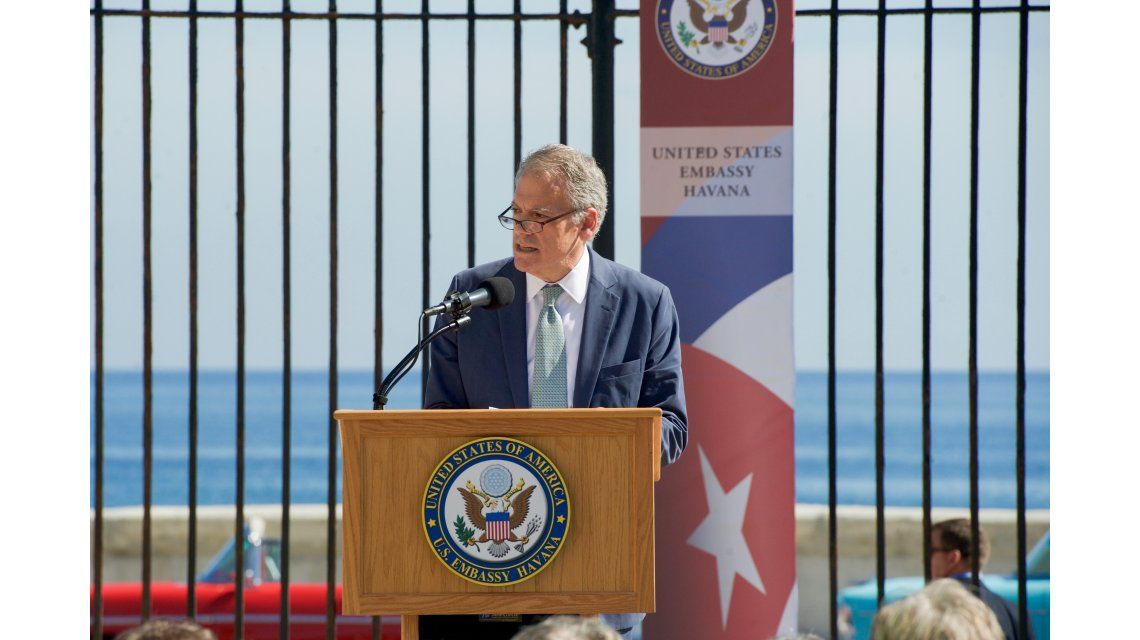 Obama designó al primer embajador estadounidense en La Habana en 50 años