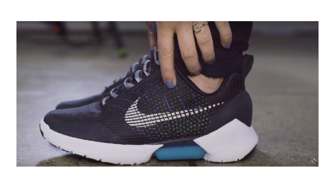 El futuro llegó: conocé las zapatillas que se atan solas