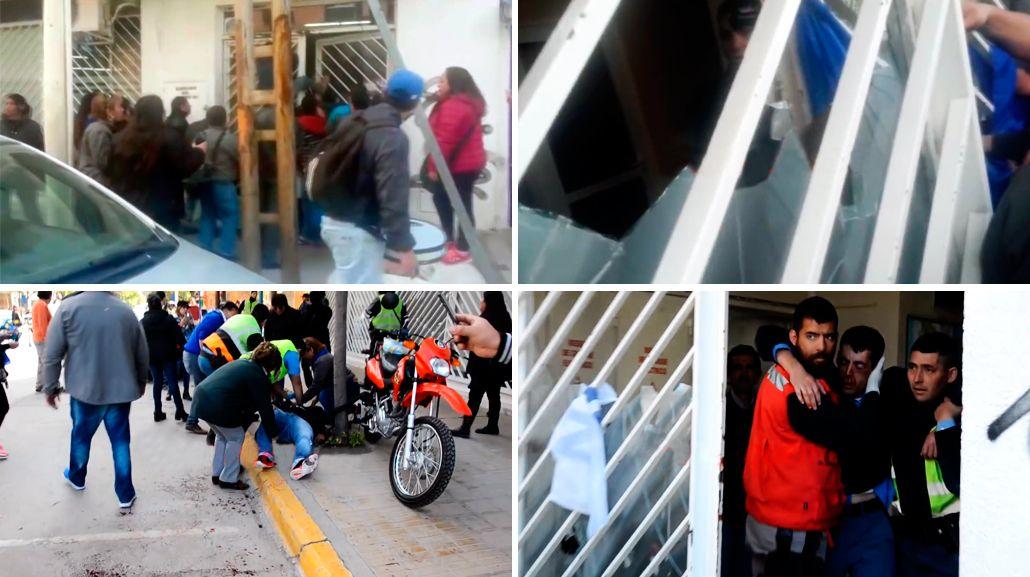 Dieron prisión domiciliaria al policía que baleó a un gremialista en Neuquén