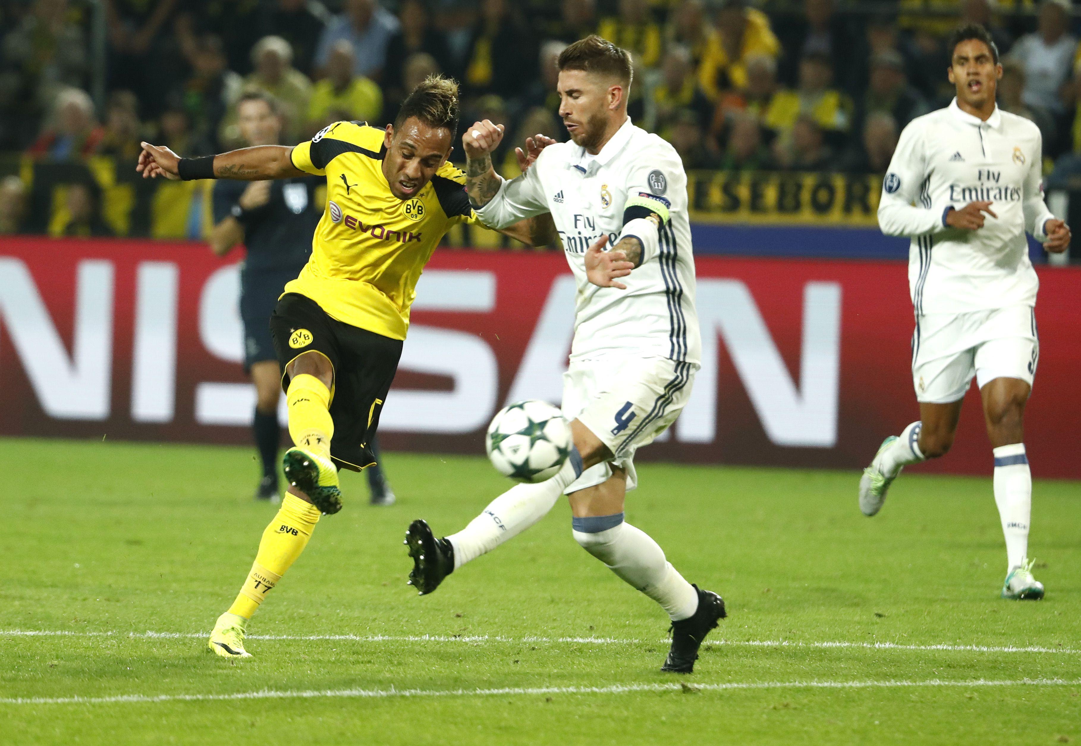 Real Madrid recibe al Dortmund