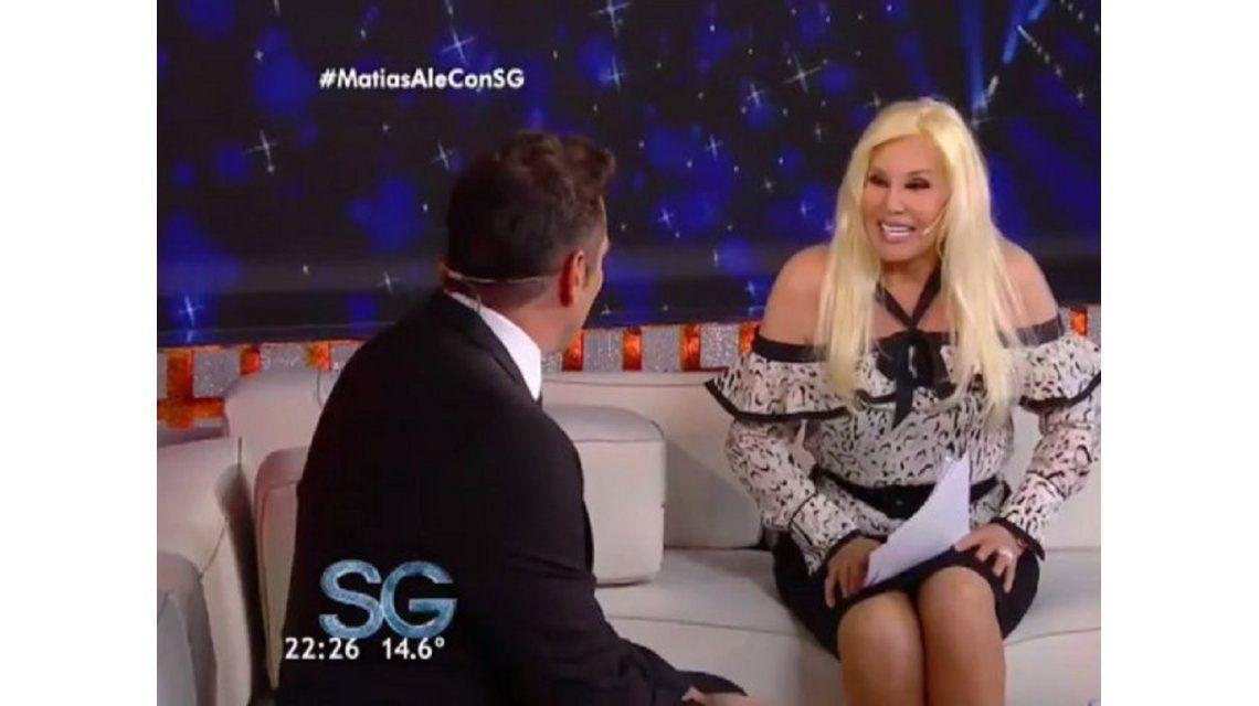Por sus dichos homofóbicos, preparan un escrache putazo contra Susana Giménez