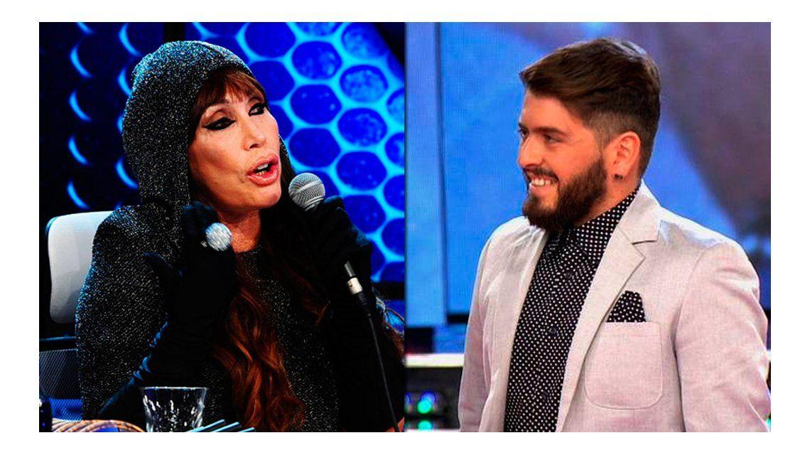 El sincericidio de Moria Casán con Diego Junior: Yo antes no te bancaba porque...
