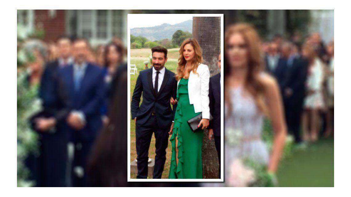 Lavezzi, invitado particular del casamiento de Macedo: la miniserie que hicieron juntos