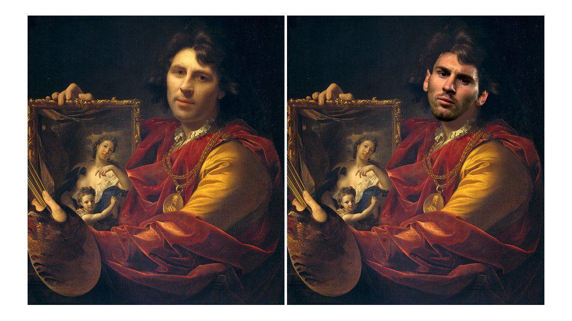 Historia pura: hallan un antepasado de Lionel Messi del año 1700