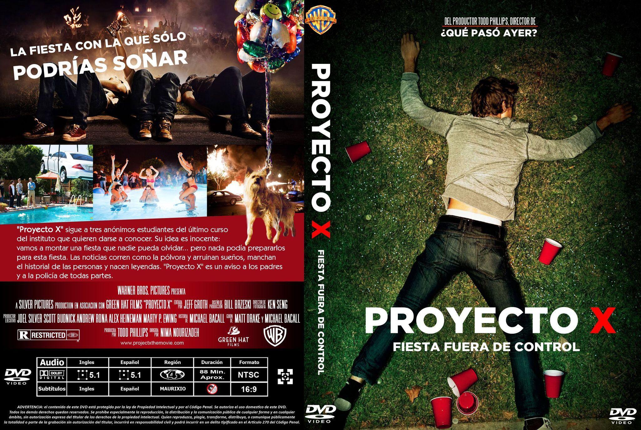 Proyecto X: la película que inspiró la fiesta del descontrol en Moreno